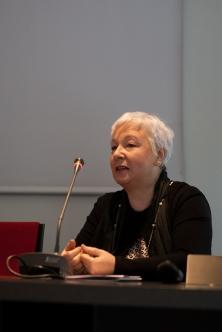 Barbara de Dominicis, Direttore tecnico di Tessili Antichi Srl