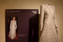 l'abito di Giorgio Armani indossato da Glenn Close per la cerimonia degli Oscar nel 1994.