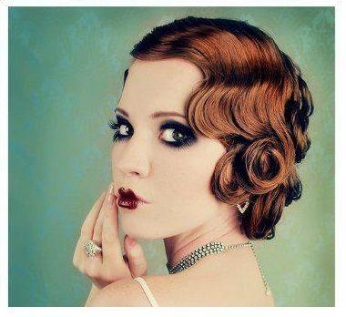 Conosciuto Il make up anni '20 – tutorial – POIS GRAS CQ79