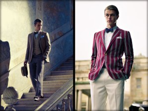 Brooks Brothers Great Gatsby Collection 2013
