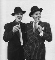 Marlon Brando & Frank Sinatra