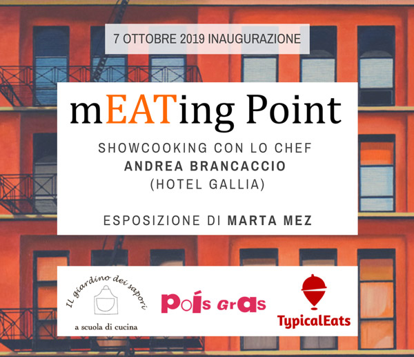 Inaugurazione mEATing Point